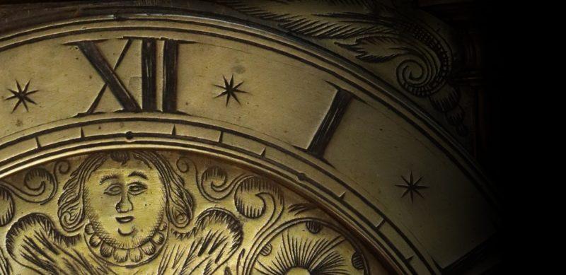 Lantern Clock Circa 1650