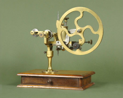 Mid 19thc Watch makers topping tool