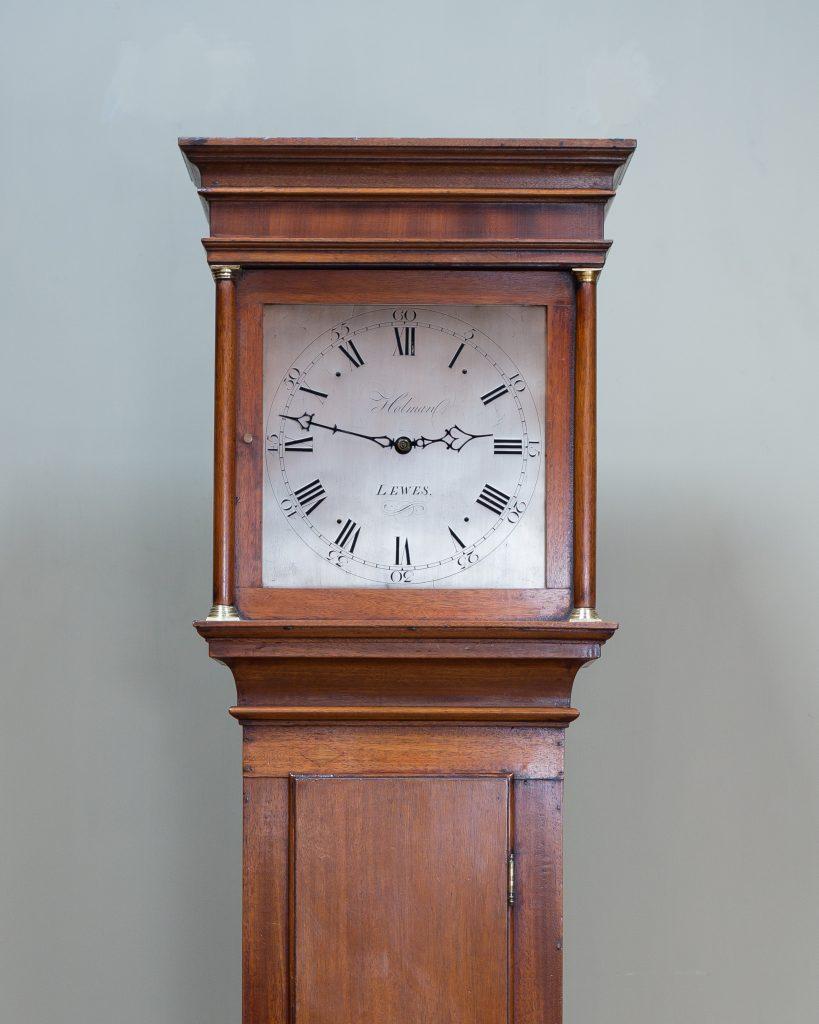 Clock made by John Holman