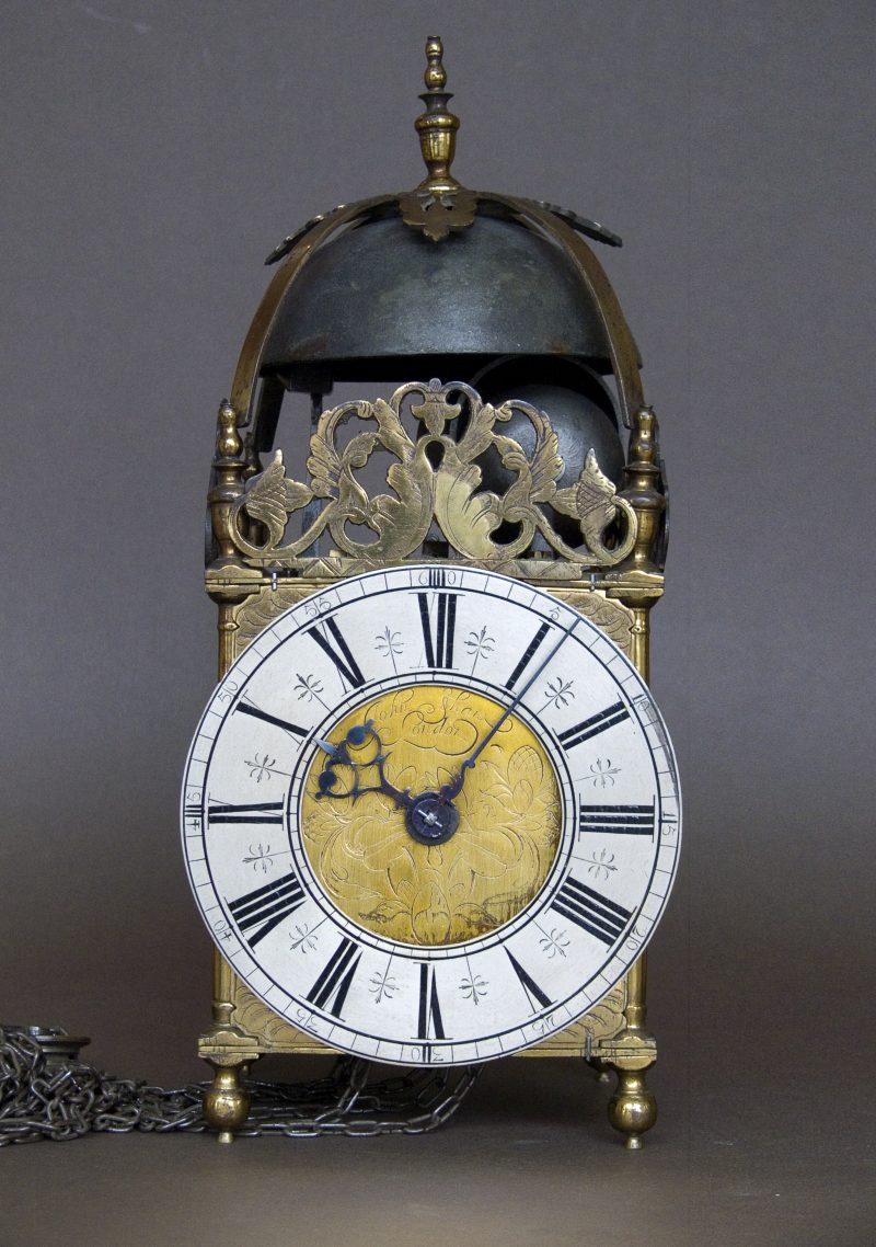 John Shaw Lantern Clock, London