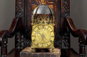 English Lantern Clock