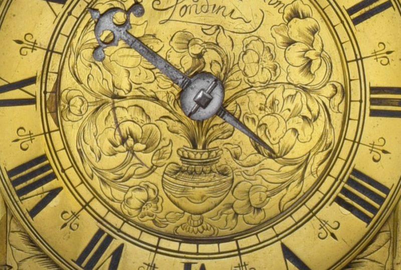 Charles II Lantern clock by Edward Stanton