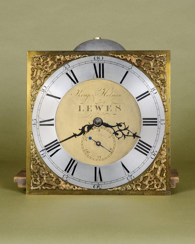 Kemp and Holman Ca 1785. Thirty hour Longcase