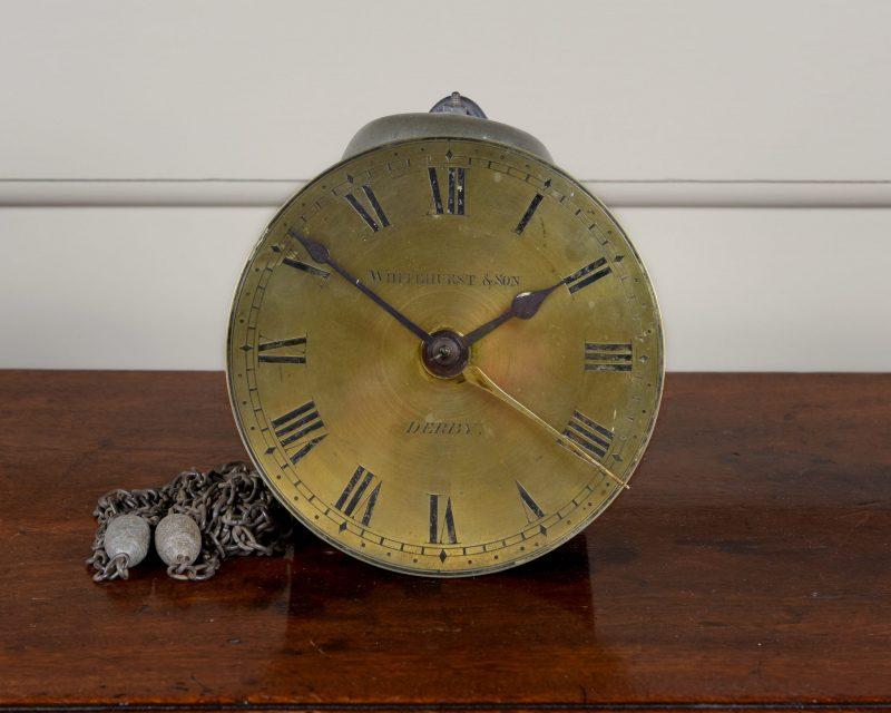 Whitehurst of Derby 30 hour Alarm clock