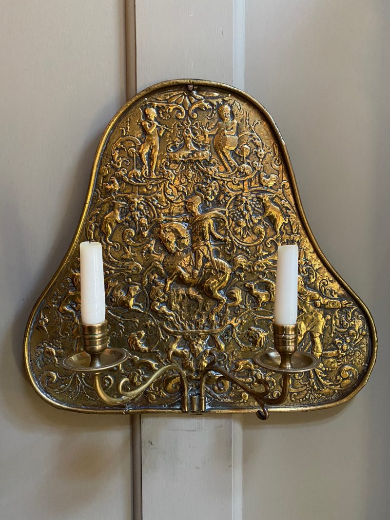 17th Century Wall Sconce.